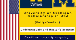Ongoing Michigan State University USA & MasterCard Foundation Scholarships for Africans