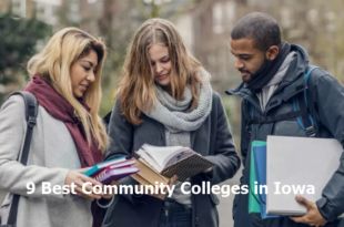 Best Community Colleges in Iowa