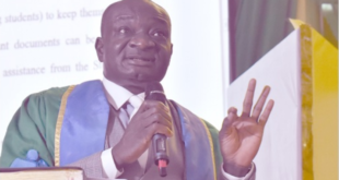 FUNNAB ANNOUNCES MATRICULATION CEREMONY FOR 2019/2020 SESSION.