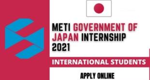 METI Japan Internship