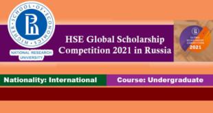 HSE University Scholarships