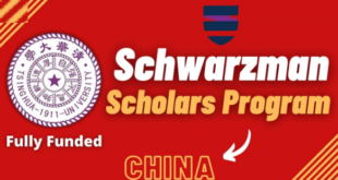 chwarzman Scholars
