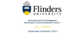 Flinders University Scholarship