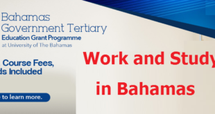 Available Scholarships In Bahamas